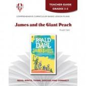 Novel Unit - James and the Giant Peach Teacher Guide Grades 3-5