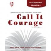 Novel Unit - Call it Courage Teacher Guide Grades 6-8