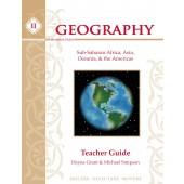 Geography II: Sub-Saharan Africa, Asia, Oceania, & the Americas Teacher Guide