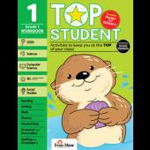 Top Student, Grade 1 - Activity Book Evan-Moor