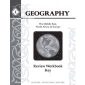 Geography I Review: Teacher Key, Quizzes, and Tests