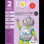 Top Student, Grade 2 - Activity Book Evan-Moor