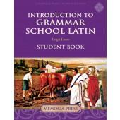 Introduction to Grammar School Latin Student Workbook-Charter/Public Edition