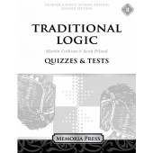 Traditional Logic II Quizzes & Tests, Second Edition-Charter/Public Edition