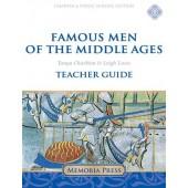 Famous Men of the Middle Ages Teacher Guide - Charter/Public Edition