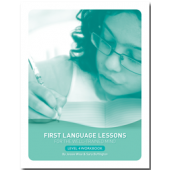 First Language Lessons 4 Student Workbook