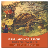 First Language Lessons Audio Companion