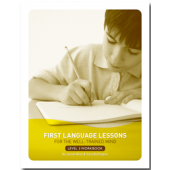 First Language Lessons 3 Student Workbook