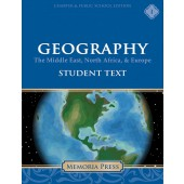 Geography I: The Middle East, North Africa, and Europe