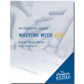 Writing With Ease Workbook 1