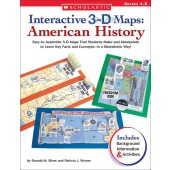 Interactive 3-D Maps: American History
