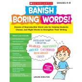 Banish Boring Words!