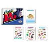 Quick Pix Animal Card Game