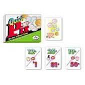 Quick Pix Money Card Game