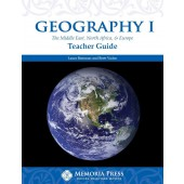 Geography I: The Middle East, North Africa, and Europe Teacher Guide