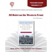 Novel Unit - All Quiet on the Western Front Teacher Guide