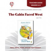 Novel Unit  The Cabin Faced West