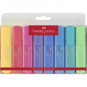 Highlighter 8 Ct Set Pastel