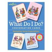 eeBoo What Do I Do? Conversation Cards