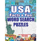 USA Facts & Fun Word Search Puzzles