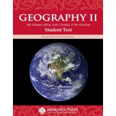 Geography II: Sub-Saharan Africa, Asia, Oceania, & the Americas Student Text