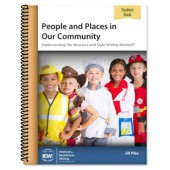 IEW People and Places in Our Community [Student Book]