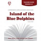 Novel Units Island of the Blue Dolphin Teacher Guide Grades 6-8