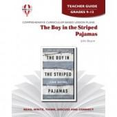 Novel Unit - Boy in the Striped Pajamas Teacher Guide Grades 9-12