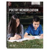 IEW Linguistic Development through Poetry Memorization [Student Book only]