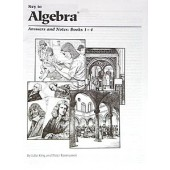 Key to Algebra Books 1-4 Answers & Notes