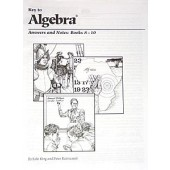 Key to Algebra Books 8-10 Answers & Notes