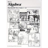 Key to Algebra Tests for Books 1-10