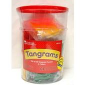 Tangrams Classpack set of 30