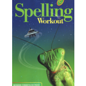 MCP Spelling Workout C, Grade 3 Student Edition (2001/2002 Ed)