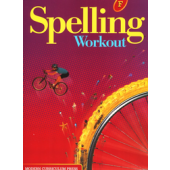 MCP Spelling Workout F, Grade 6 Student Edition (2001/2002 Ed)