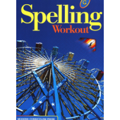 MCP Spelling Workout G, Grade 7 Student Edition (2001/2002 Ed)