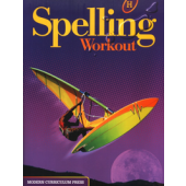 MCP Spelling Workout H, Grade 8 Student Edition (2001/2002 Ed)