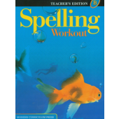 MCP Spelling Workout B TE, Grade 2 (2001/2002 Ed.)