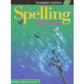 MCP Spelling Workout E, Grade 5 TE (2001/2002 Ed)
