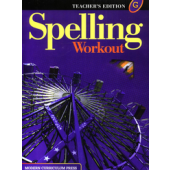 MCP Spelling Workout G, Grade 7 TE (2001/2002 Ed)