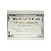 Phonics Made Plain Wall Chart