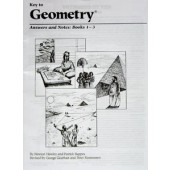Key To Geometry Books 1-3 Key