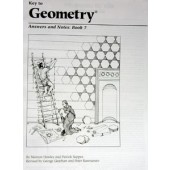 Key To Geometry Book 7 Answers & Notes