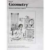 Key To Geometry Book 8 Answers & Notes
