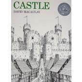 Castle Illustrated Book by David Macaulay