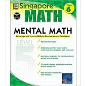 Singapore Mental Math Gr. 6