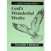 God's Wonderful Works Gr 2 Teacher's Edition