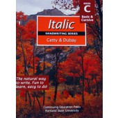 Italic Handwriting Book C (Getty-Dubay)