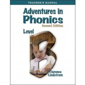 Adventures in Phonics B Teacher's Edition, 3rd Edition