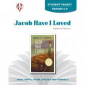 Novel Unit Jacob Have I Loved Student Packet